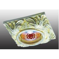 Встраиваемый точечный светильник Sandstone 369575 Novotech