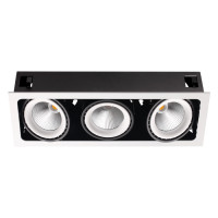 Встраиваемый светодиодный светильник GESSO 358039 Novotech
