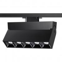 Однофазный трековый светильник EOS 358324 Novotech