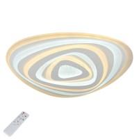 Люстра потолочная светодиодная с ПДУ Pianacce OML-05807-120 OMNILUX