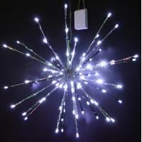 Звезда световая (0.45 м) Ёжики RL-TB45-WWW RichLED