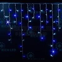 Бахрома световая (3x0.9 м) RL-i3*0.9F-CW/BW RichLED