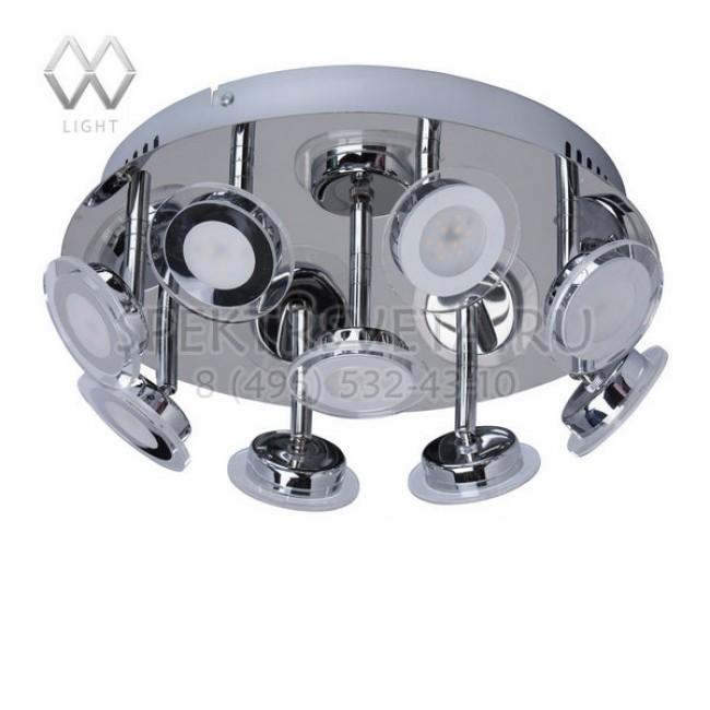 Накладной светильник Граффити 6 678010209 MW-LIGHT