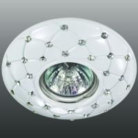Встраиваемый точечный светильник Pattern 370129 NOVOTECH