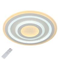 Люстра потолочная светодиодная с ПДУ Furlo OML-05907-80 OMNILUX