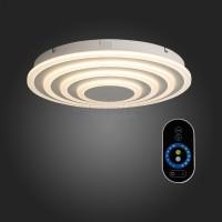 Светодиодная люстра с пультом управления ТORRES SL847.502.03 ST Luce