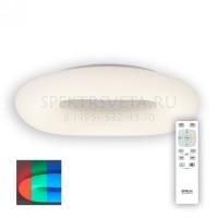Потолочная светодиодная люстра с пультом ДУ Стратус CL732660RGB Citilux