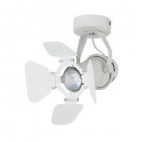 Светильник потолочный CLT 413C WH Crystal Lux