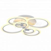 Светодиодная потолочная люстра с пультом Cosmo 2290-6U F-promo