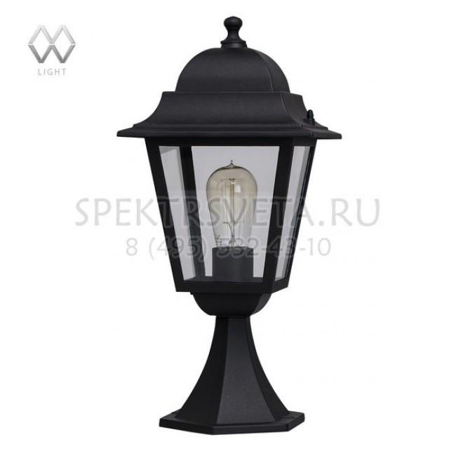 Наземный низкий светильник Глазго 2 815040901 MW-LIGHT