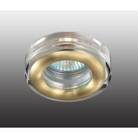 Встраиваемый точечный светильник Aqua 369881 Novotech
