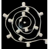 Гирлянда с насадками Белт-лайт RL-BL2-50M-250-W RichLED