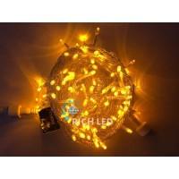 Гирлянда нить (10 м) свет желтый постоянный RL-S10C-24V-T/Y RichLED