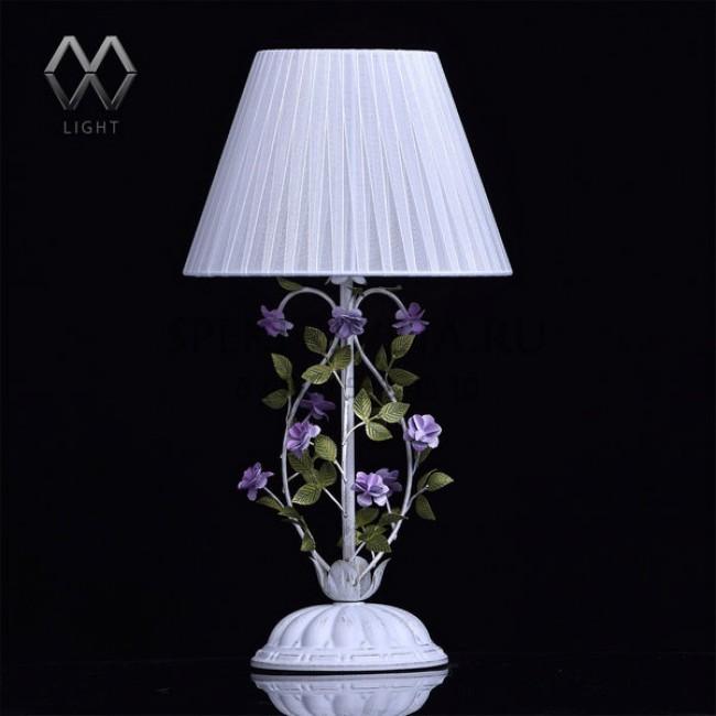 Настольная лампа Букет 421034601 MW-LIGHT
