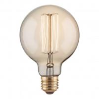 Лампа Эдисона G95 60W Elektrostandard