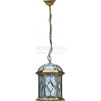 Подвесной светильник Витраж с ромбом 11337 Feron