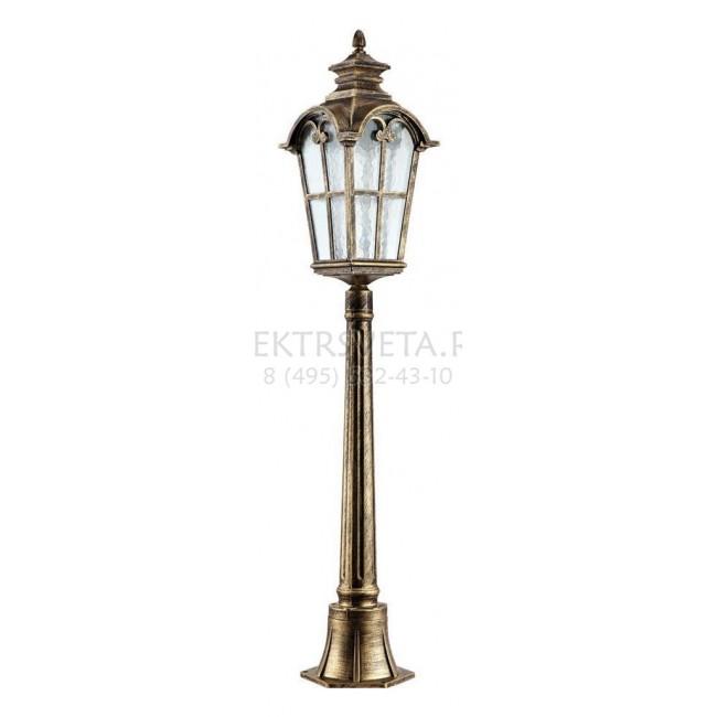Наземный высокий светильник Замок 11532 Feron