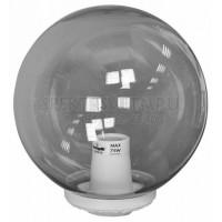 Уличный светильник на столб Globe 300 G30.B30.000.WZE27 Fumagalli
