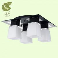 Потолочная люстра LENTE GRLSC-2507-04 Lussole