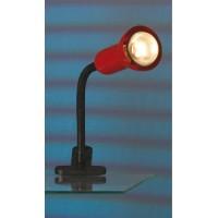 Настольная лампа на прищепке Warshawa LST-4534-01 Lussole