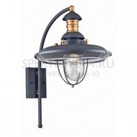 Уличный настенный светильник Magnificent Mile S105-57-01-G MAYTONI