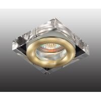 Встраиваемый точечный светильник Aqua 369882 Novotech