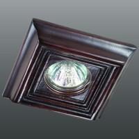 Встраиваемый точечный светильник Pattern 370091 NOVOTECH