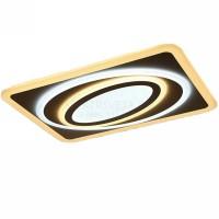Люстра потолочная светодиодная с ПДУ Calmazzo OML-06007-120 OMNILUX