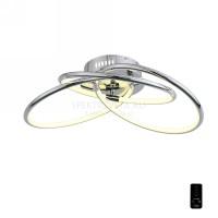 Светодиодная люстра с пультом управления PORANCO SL918.112.03 ST Luce