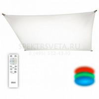 Потолочная светодиодная люстра с пультом ДУ Сити-Арт CL70123R120 Citilux