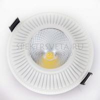 Встраиваемый точечный светильник Дзета CLD042W0 CITILUX
