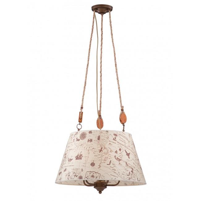 Лампа подвесная 1393-5P FAVOURITE