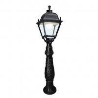 Садовый светильник-столбик IAFAET.R/SIMON U33.162.000.AXH27 FUMAGALLI