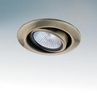 Встраиваемый точечный светильник Teso 011081 LIGHTSTAR