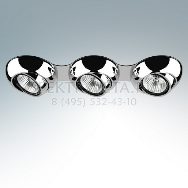 Встраиваемый точечный светильник Ocula 011834 LIGHTSTAR