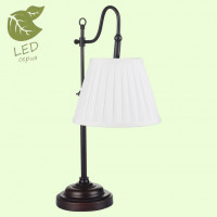 Настольная лампа декоративная MILAZZO GRLSL-2904-01 Lussole
