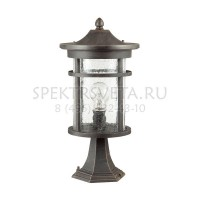 Уличный светильник на столб VIRTA 4044/1B ODEON LIGHT