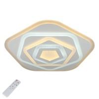 Люстра потолочная светодиодная с ПДУ Monteluro OML-05407-120 OMNILUX