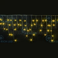 Бахрома световая (3x0.9 м) RL-i3*0.9F-CW/Y RichLED