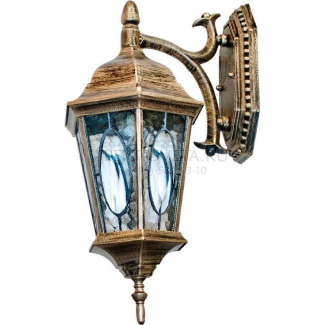 Светильник на штанге Витраж с овалом 11328 Feron