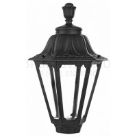 Уличный светильник на столб Rut E26.000.000.AXF1R Fumagalli