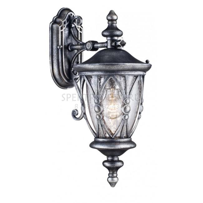 Уличный настенный светильник Rua Augusta S103-48-01-B MAYTONI