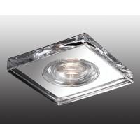 Встраиваемый влагозащищенный светильник Aqua 369884 Novotech