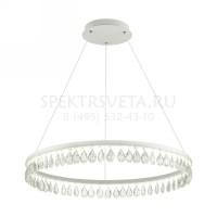 Хрустальная подвесная светодиодная люстра Onex 4602/48L Odeon Light