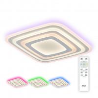 Люстра светодиодная потолочная Триест CL737100RGB Citilux