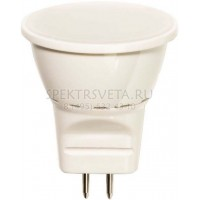 Лампа светодиодная 25551 6LED(3W) 230V G5.3 2700K Feron