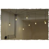 Подвесной светильник FAIRBANKS LSP-9554 Lussole
