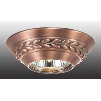 Встраиваемый точечный светильник Branch 369665 Novotech