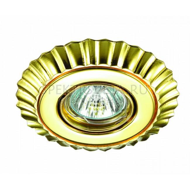 Встраиваемый точечный светильник LIGNA 370274 NOVOTECH