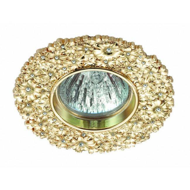 Встраиваемый точечный светильник CANDI 370334 NOVOTECH